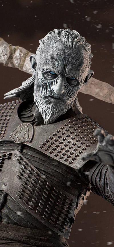 White walker iPhone Game of Thrones Wallpaper