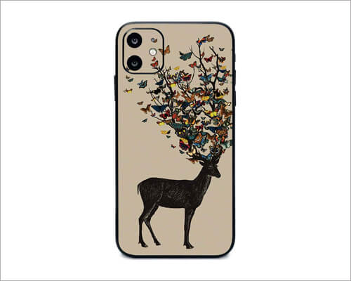 Wild Nature Skin Wrap for iPhone 11