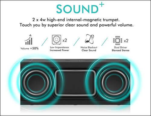 Willnorn iPhone Bluetooth Speaker Sound Quality