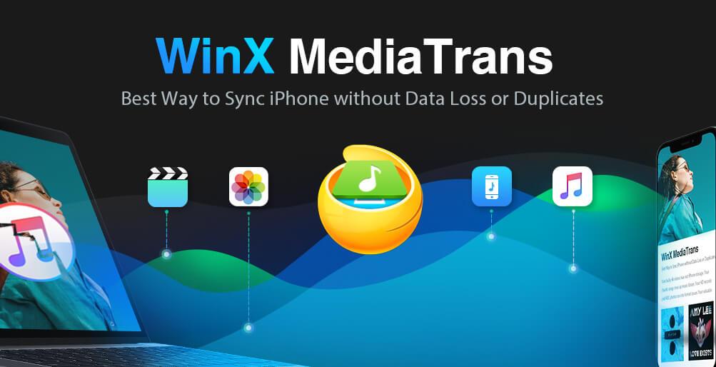 WinX MediaTrans Software for Windows PC