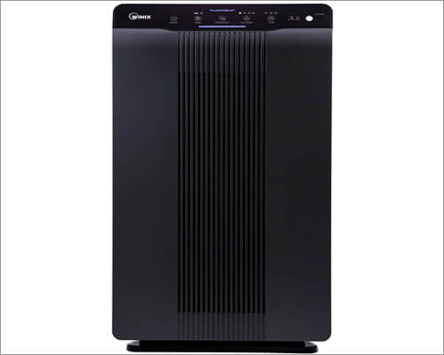 Winix Air Purifier with Washable Carbon Filter