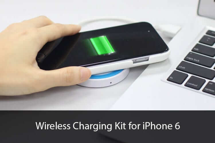 Wireless Charging Kit for iPhone 6