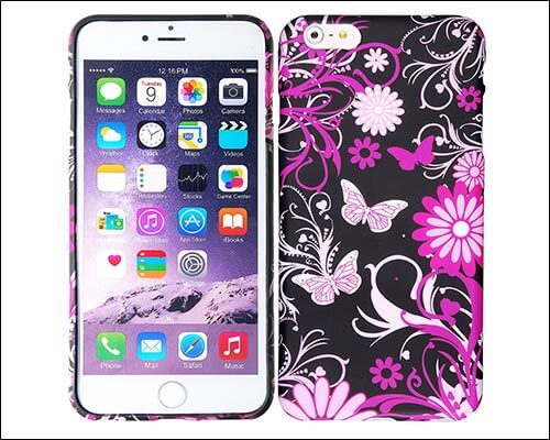 Wisdompro iPhone 6-6s Plus Designer Case