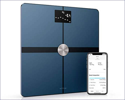 Withings Body Composition WiFi Digital Scale for iPhone