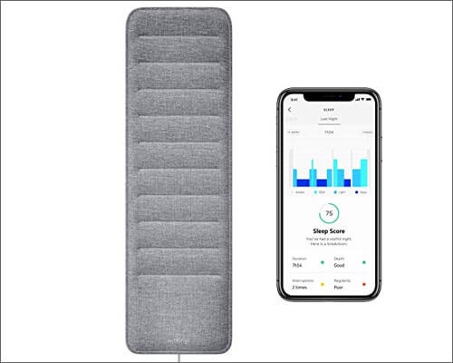 Withings Sleep Tracking Pad for iPhone