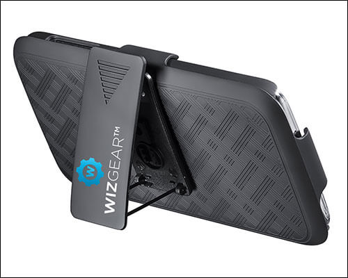 WizGear iPhone 6-6s Belt Clip Holster Case