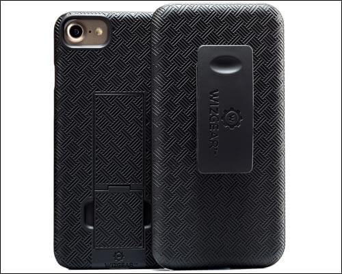 WizGear iPhone 7 Belt Clip Case