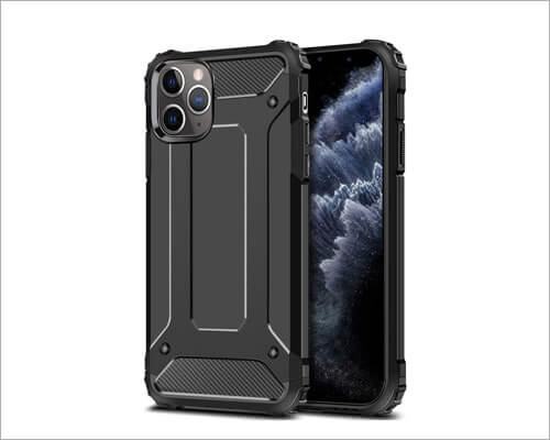 Wollony Slim Rugged Case for iPhone 11 Pro Max