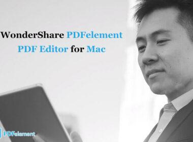 WonderShare PDFelement PDF Editor for Mac