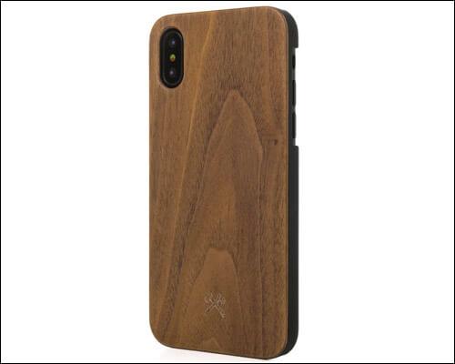 Woodaccessories iPhone Xs Wooden Case