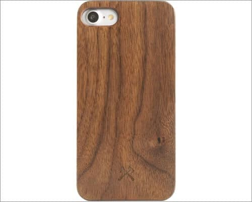 Woodcessories iPhone SE 2020 Real Wood Case