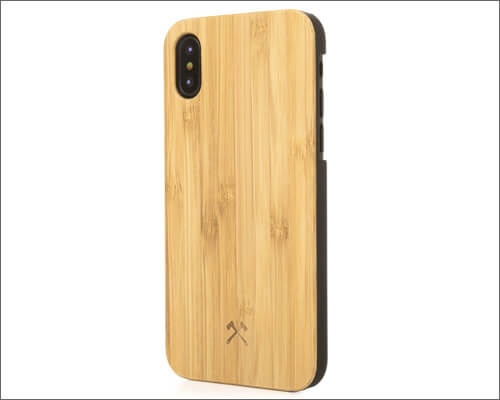 Woodcessories iPhone X Wooden Case
