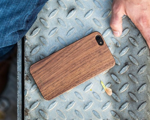 Woodline iPhone 7 Wooden Case