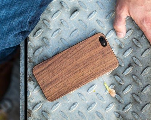 Woodline iPhone 8 Wooden Case