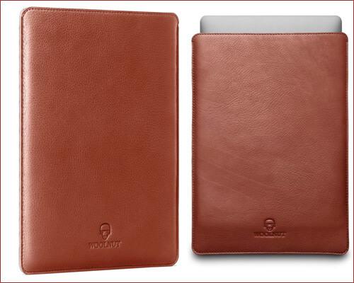 Woolnut Sleeve for 15 Inch MacBook Pro