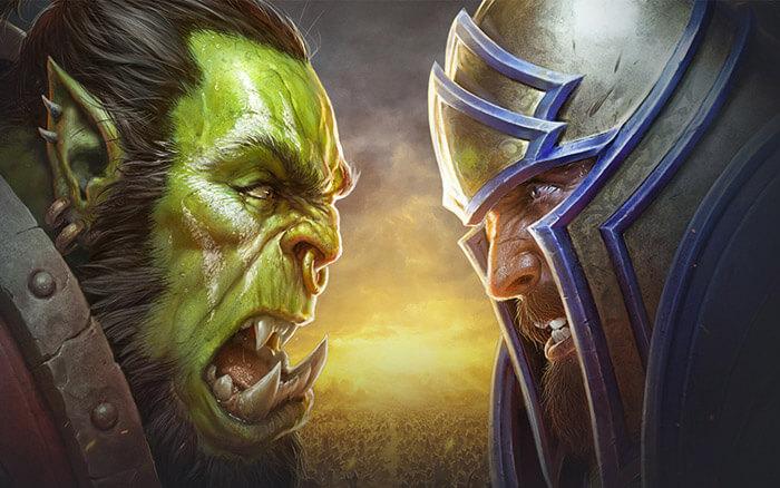 World of Warcraft Mac Game Screenshot