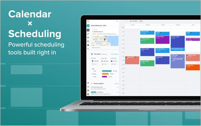 Woven Calendar and Scheduling app for Mac