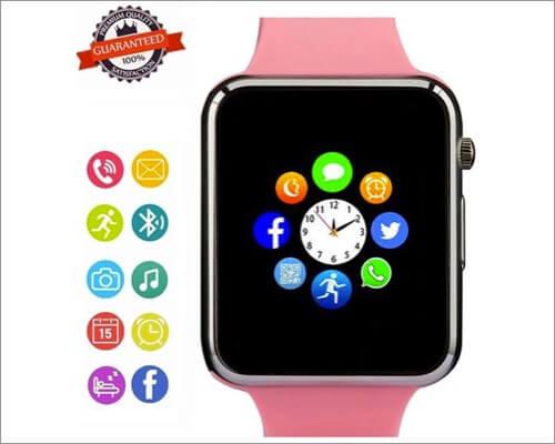 Wzpiss Smartwatch for Kids