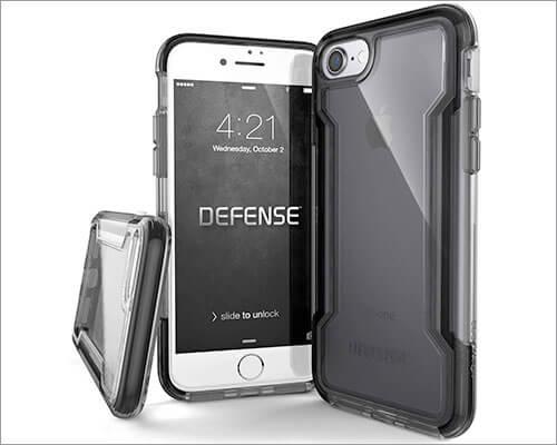 X-Doria Defense Clear Series iPhone 7 Case