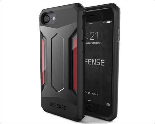 X-Doria Defense Gear iPhone 7 Heavy Duty Case
