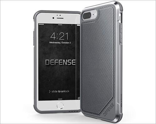 X-Doria Defense Lux iPhone 7 Plus Military Grade Case