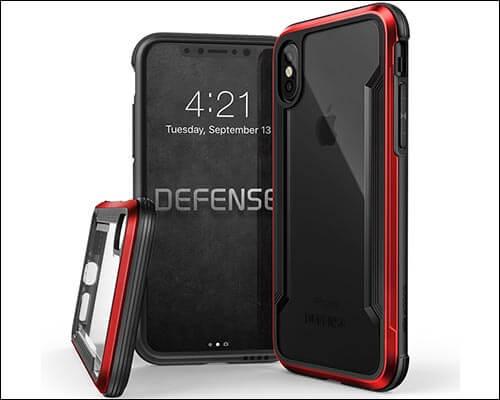 X-Doria Defense Shield Series iPhone X Case