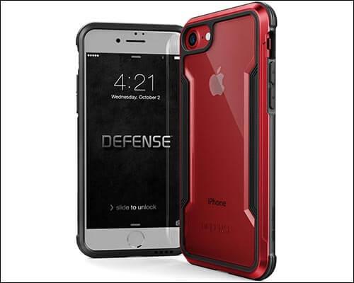 X-Doria Defense iPhone 8 Military Grade Heavy Duty Case