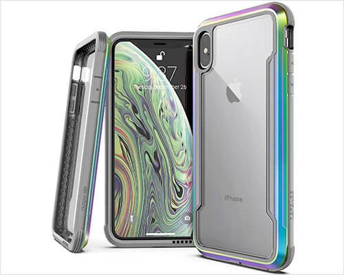 X-Doria Defense iPhone Xs Max Heavy Duty Case