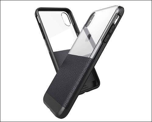 X-Doria Leather Slim Case for iPhone Xs Max