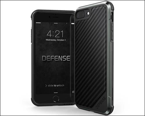X-Doria iPhone 8 Plus Heavy Duty Military Grade Case