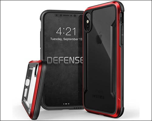 X-Doria iPhone X Military Grade Case