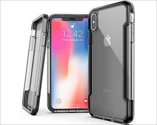 X-Doria iPhone XS Max Transparent Case