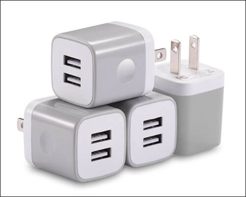X-EDITION Portable iPhone Wall Charger