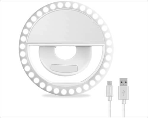 XINBAOHONG iPhone Selfie Ring Light