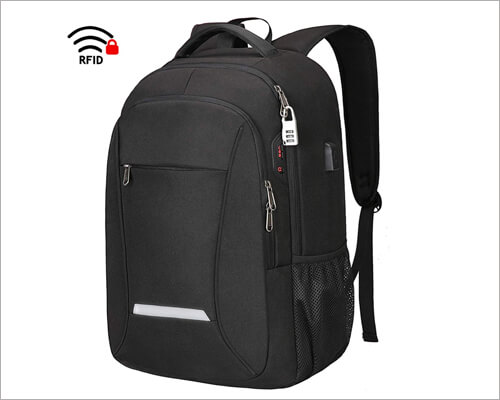 XQXA Anti-Theft Travel Business Backpack