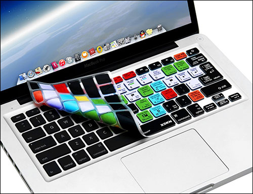 XSKN Keyboard Decal for MacBook Air and MacBook Pro