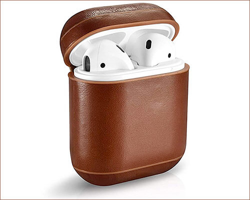 Xberstar Leather AirPods Case