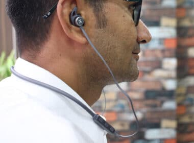 Xcentz Bluetooth Neckband Headphones