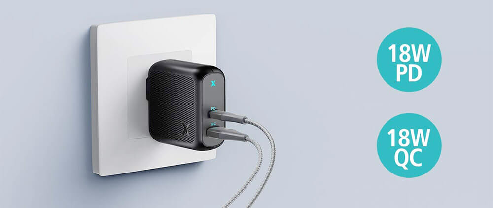 Xcentz PD USB-C Wall Charger