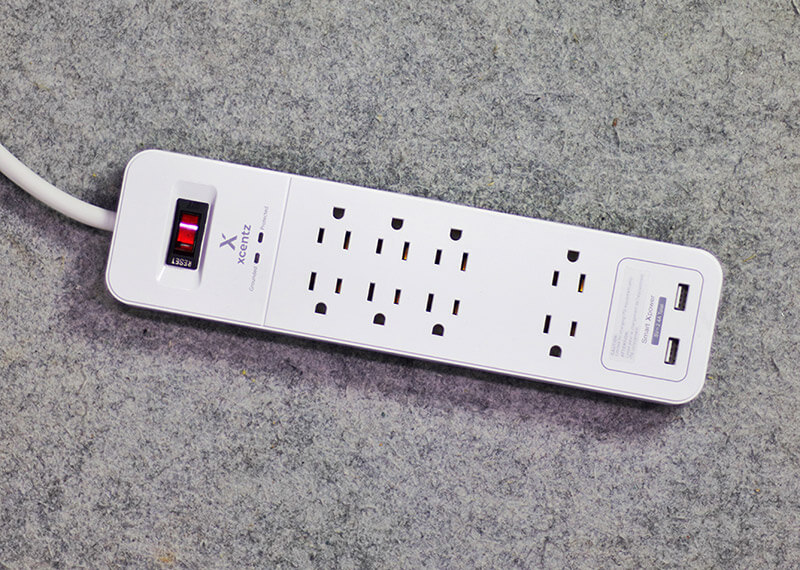 Xcentz Power Strip
