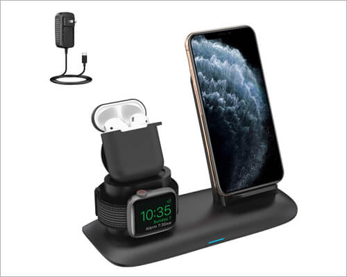 Xdodd Wireless Charging Stand for iPhone 11 Pro