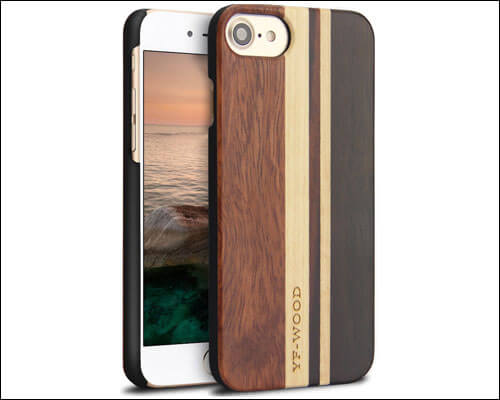 YFWOOD iPhone 7 Wooden Case