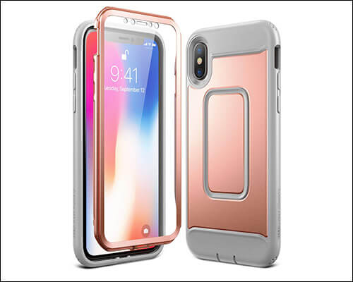 YOUMAKER Heavy Duty Case for iPhone Xs
