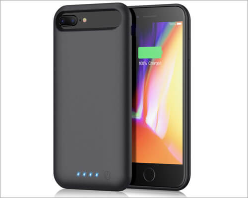 Yacikos Battery Case for iPhone 6 Plus