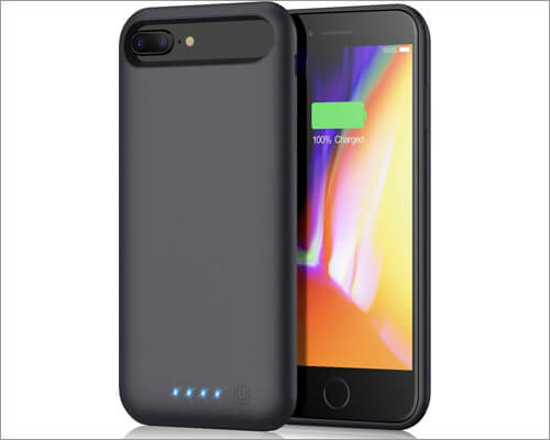 Yacikos Battery Case for iPhone 8 Plus