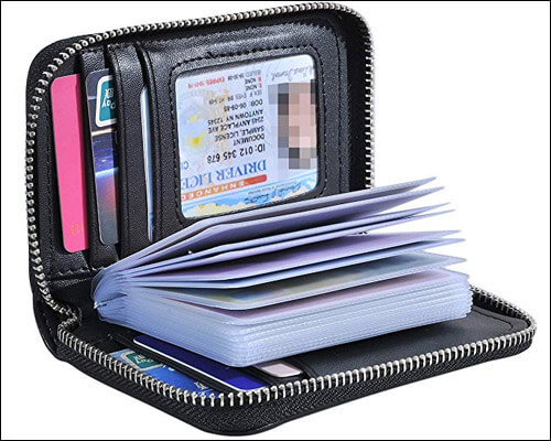 Yeeasy Apple Card RFID blocking Wallet Case