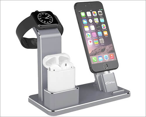 YoFeW Charging Stand for iPhone SE and Apple Watch