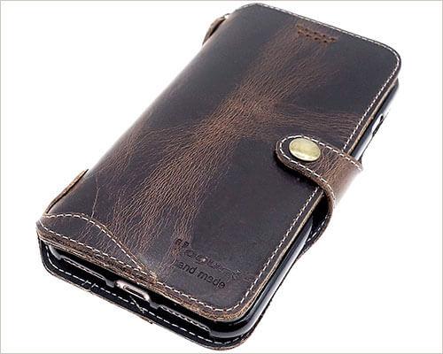 Yogurt iPhone 8 Plus Leather Case