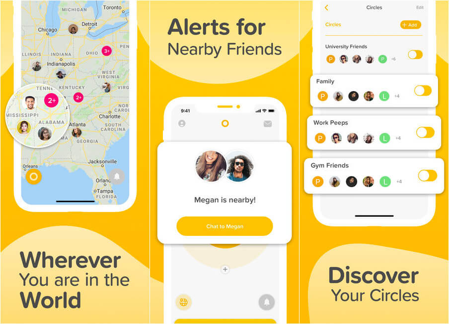 Yoke iOS App