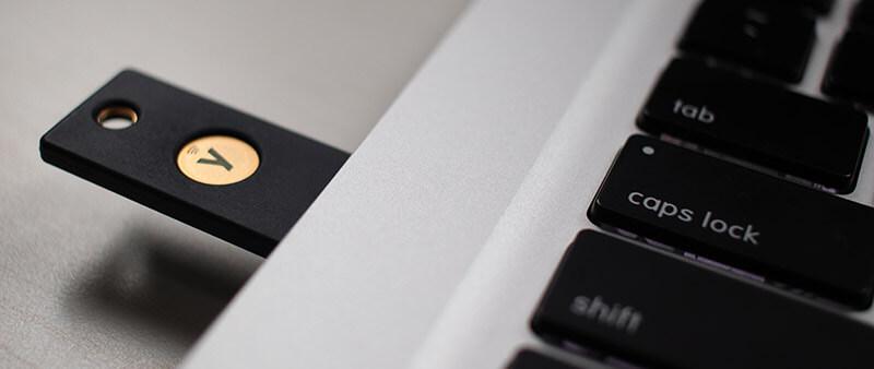 YubiKey 5 NFC Key